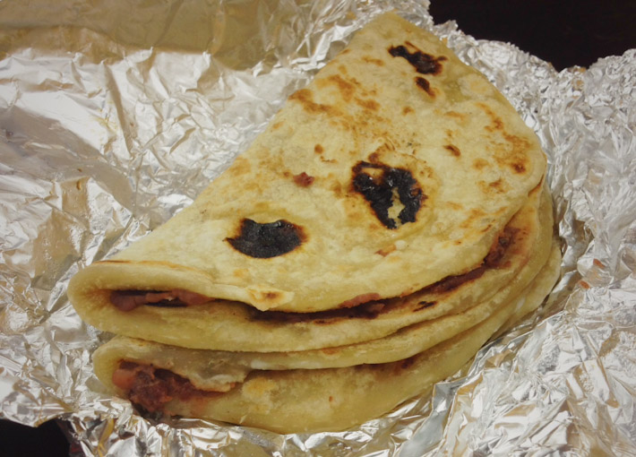 Baleada from Honduras