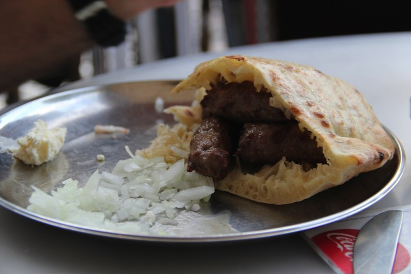 Cevapi from Bosnia and Herzegovina
