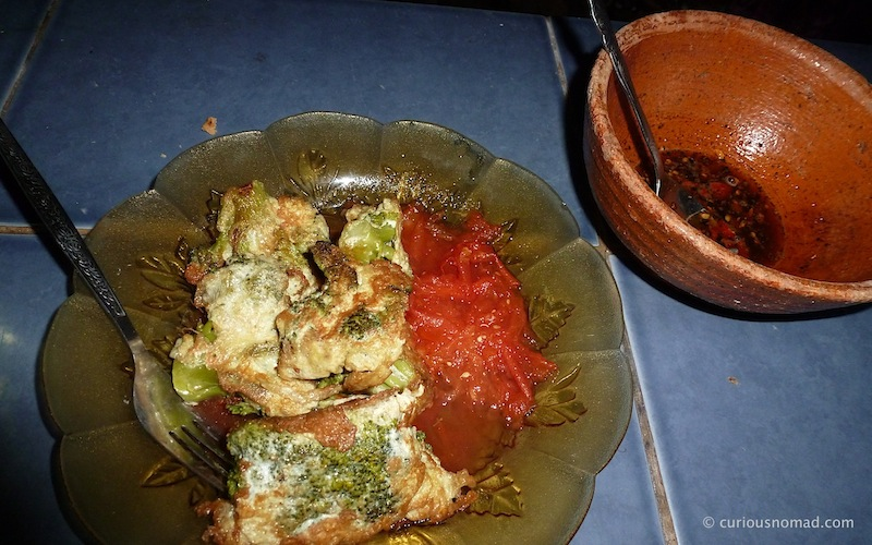 Mayan food in Guatemala