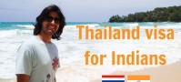 Thailand visa for Indians