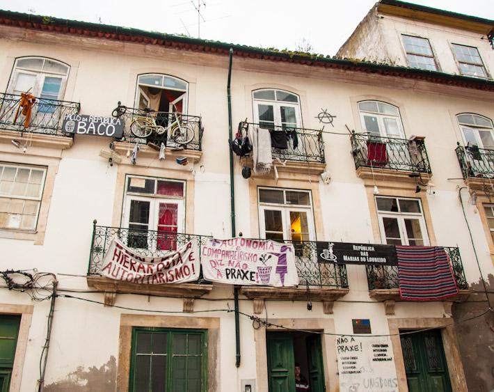 Paços da República Baco, Coimbra