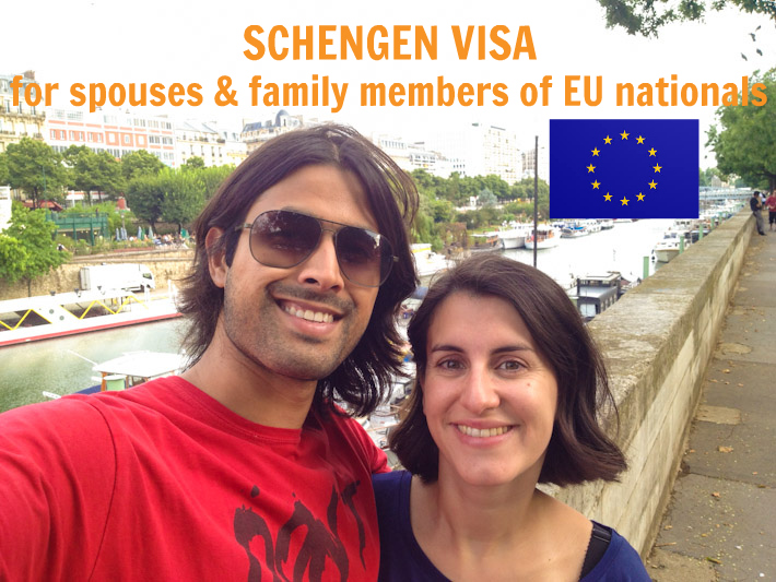 Schengen Visa for spouses & family members of EU nationals