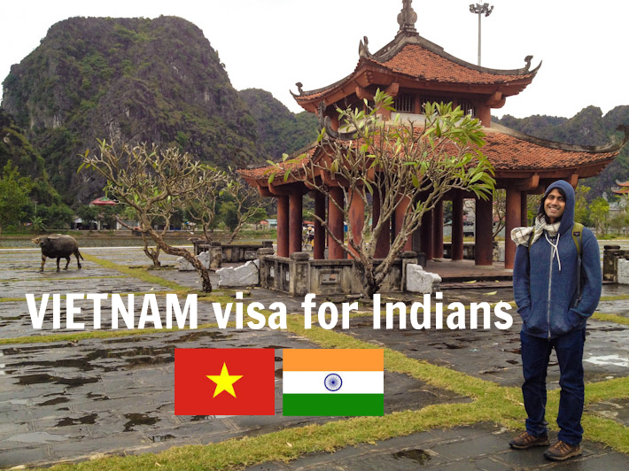 Vietnam visa for Indians