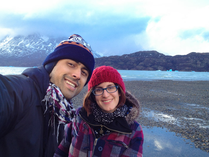 A&Z in the Chilean Patagonia