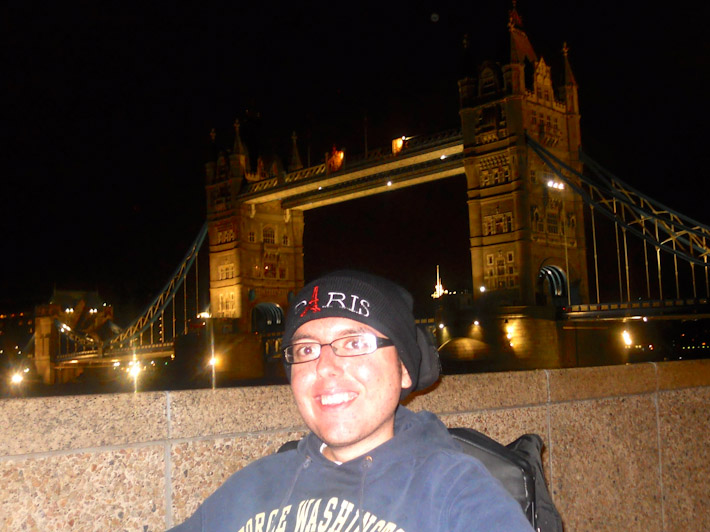 Cory Lee in London