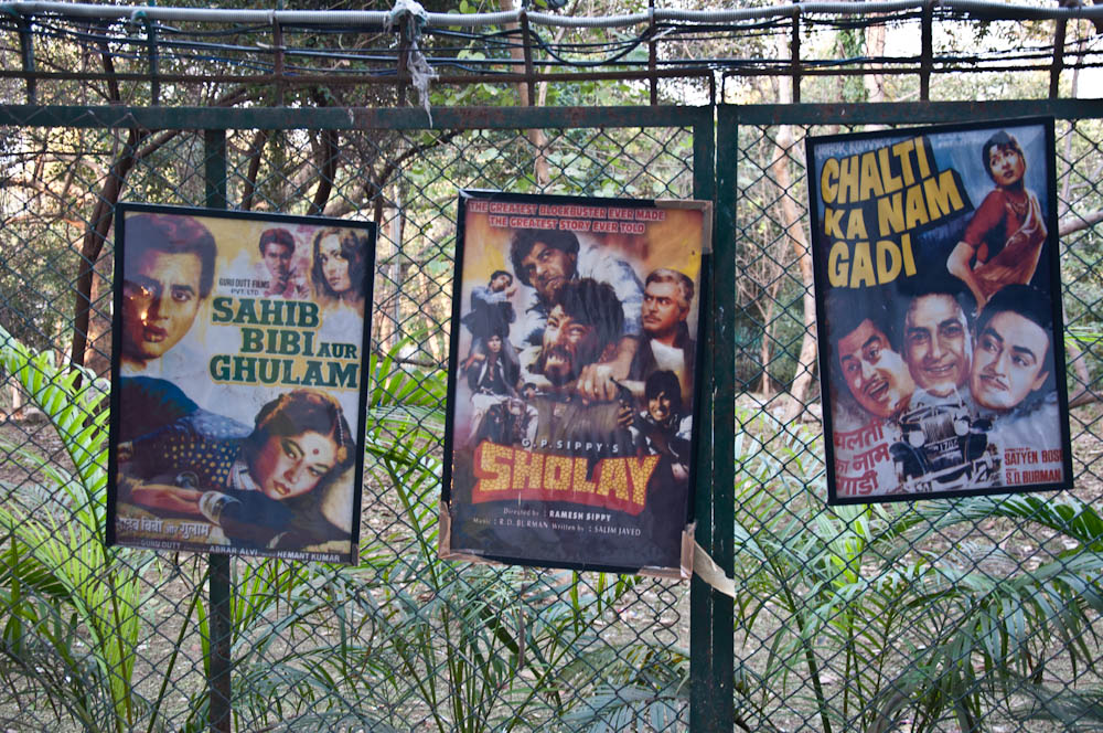 Original old Bollywood movie posters
