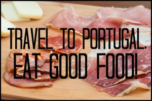 Traditional Portuguese Food