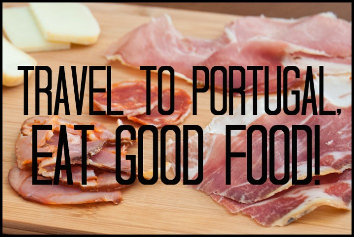 More traditional dishes a Portuguese Grandma would feed you