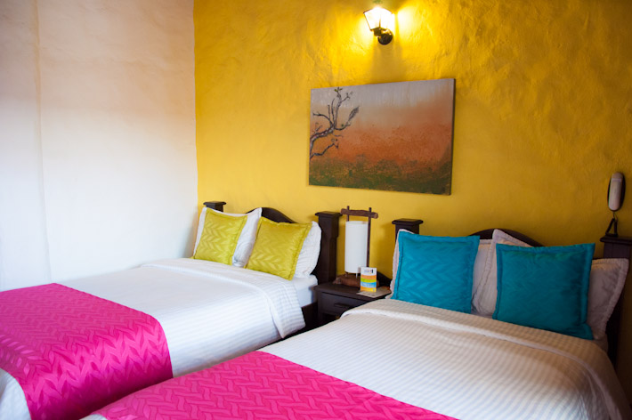 Double room at Hotel Salento Real