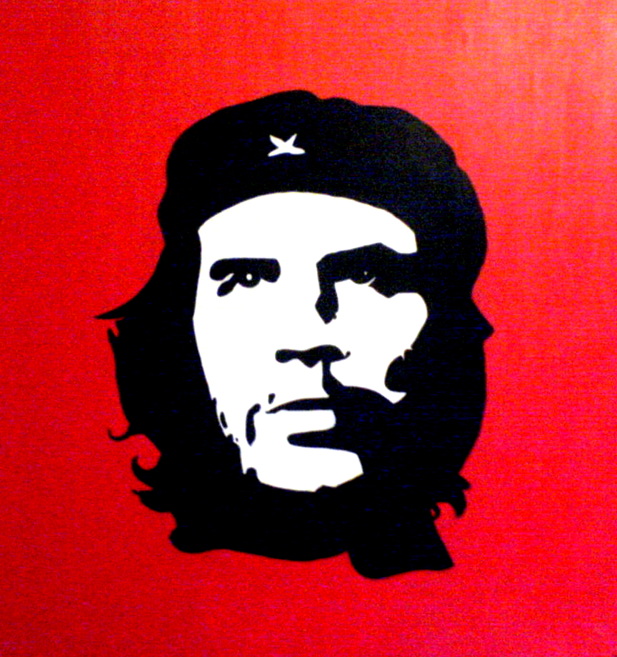Che Guevara (artwork by purposemaker)