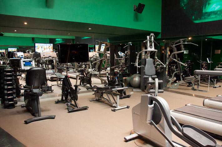 B.O.G. Hotel gym