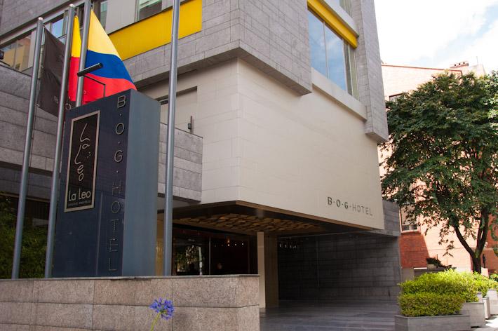 BOG Hotel in Bogota, Colombia