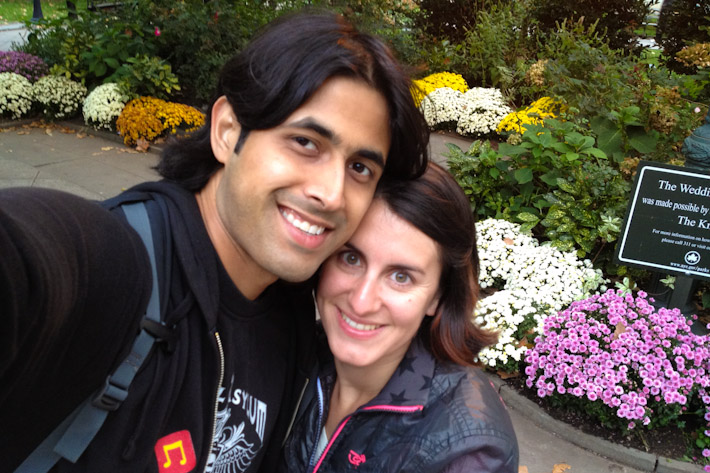 Travel as a multicultural couple
