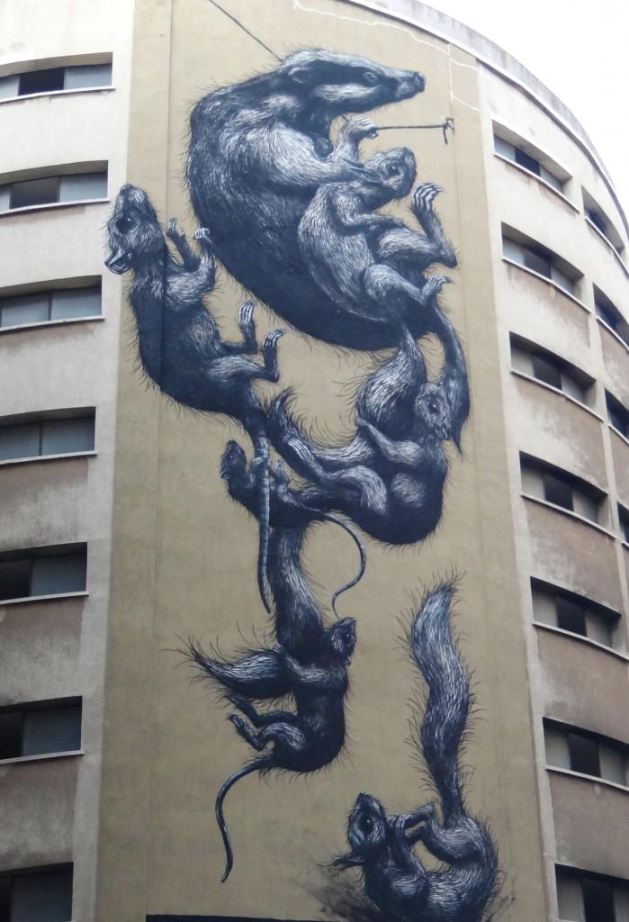 Graffiti in Malaga