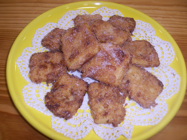 Leche Frita. Photo by Rosario Aldaz http://bit.ly/1t3xH41