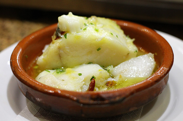 Bacalao al Pil Pil. Photo by Biker Jun http://bit.ly/1wnjmSv