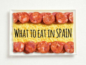 Typical Food in Spain
