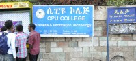 CPU College of Info Tech in Addis Ababa
