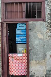 Cuban Cafetaria in Havana