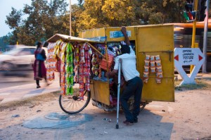 Handicapped mobile business in India