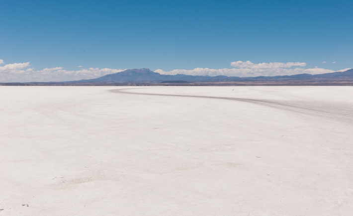Flattest place on earth