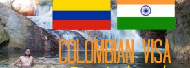Colombian visa for Indians