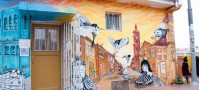 Valparaiso - Amazing graffiti