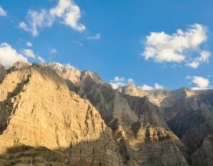 Wadi Ghalilah in UAE