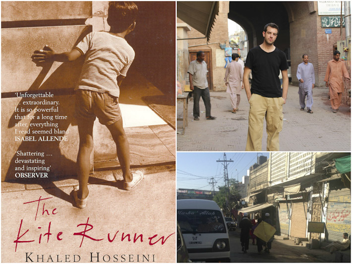 The Kite Runner by Khaled Hosseini and Tim Blight of Urban Dunya