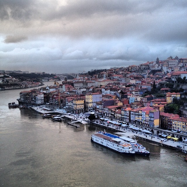The picturesque city of Porto, in Northern Portugal