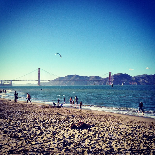 Golden Gate National Recreation Area in San Francisco, California
