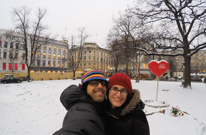 From Oslo with love
