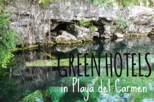 Eco-friendly Hotels in Playa del Carmen