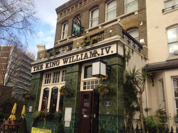 Travel Joy Hostel in London
