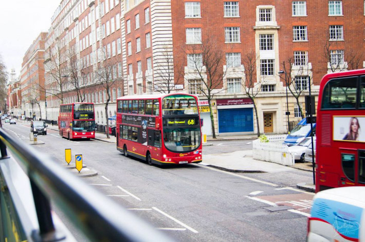 The Original London Bus Tour