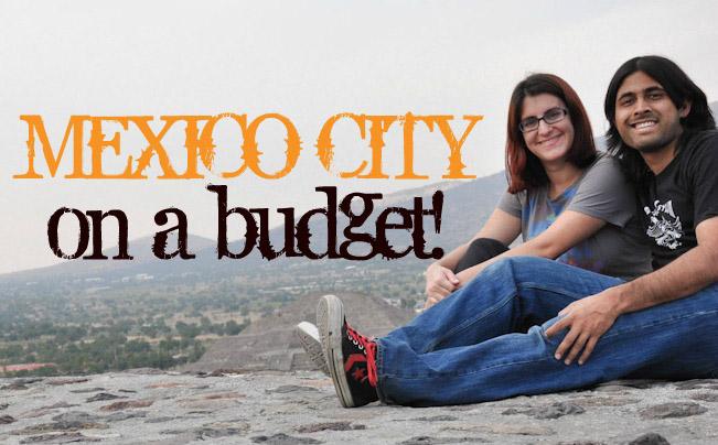 Mexico City on a Budget