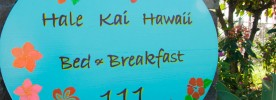 Review of Hale Kai Hawaii Bead & Breakfast