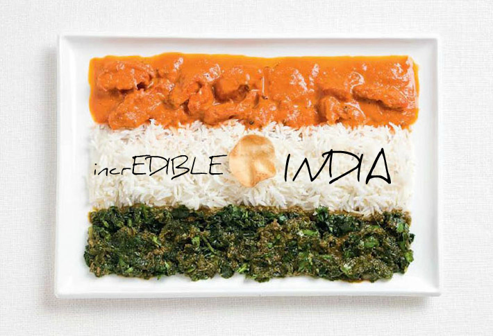EDIBLE INDIA must eat foods in India