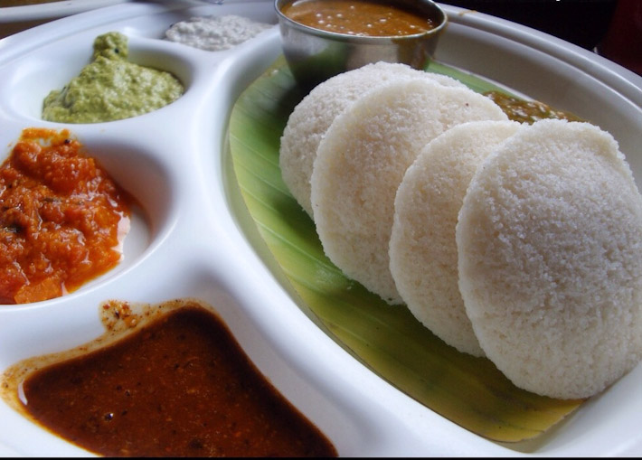 Idli, the Comfort Food from South India