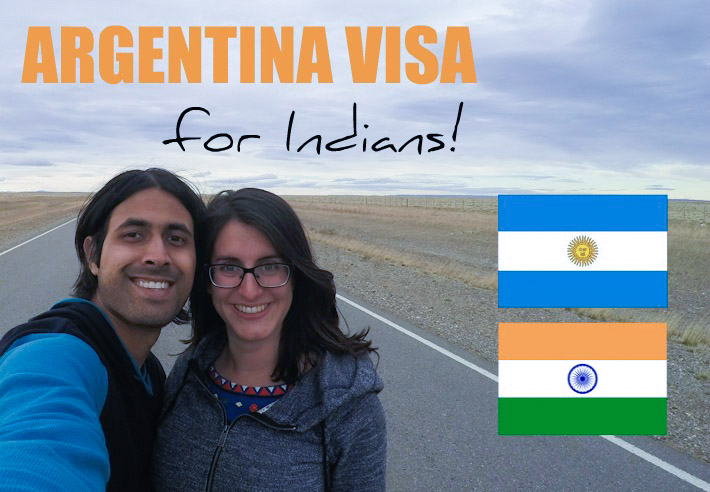 Argentina visa for Indians