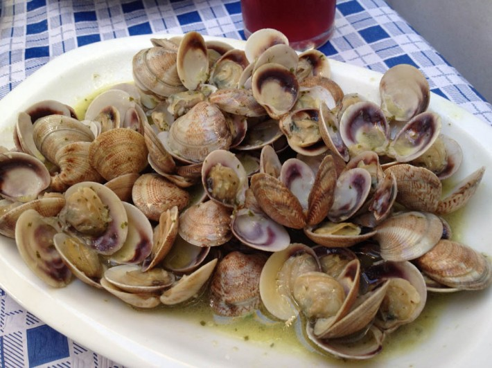 Spanish clams