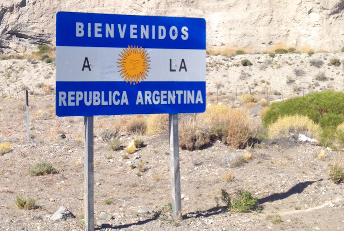 Welcome to Argentina!