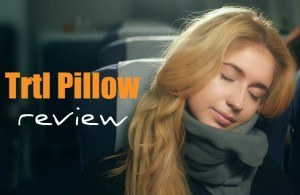 Trtl Pillow review