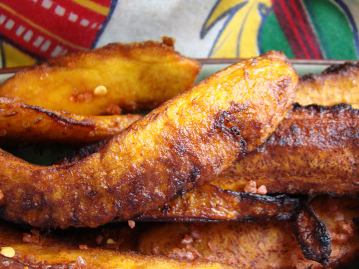 Platanos maduros. Photo by Vegan Feast Catering: http://bit.ly/1HPCbBZ