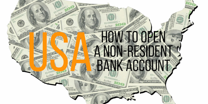 How to open a bank account in the USA as a tourist