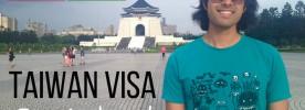 Taiwan visa for Indians