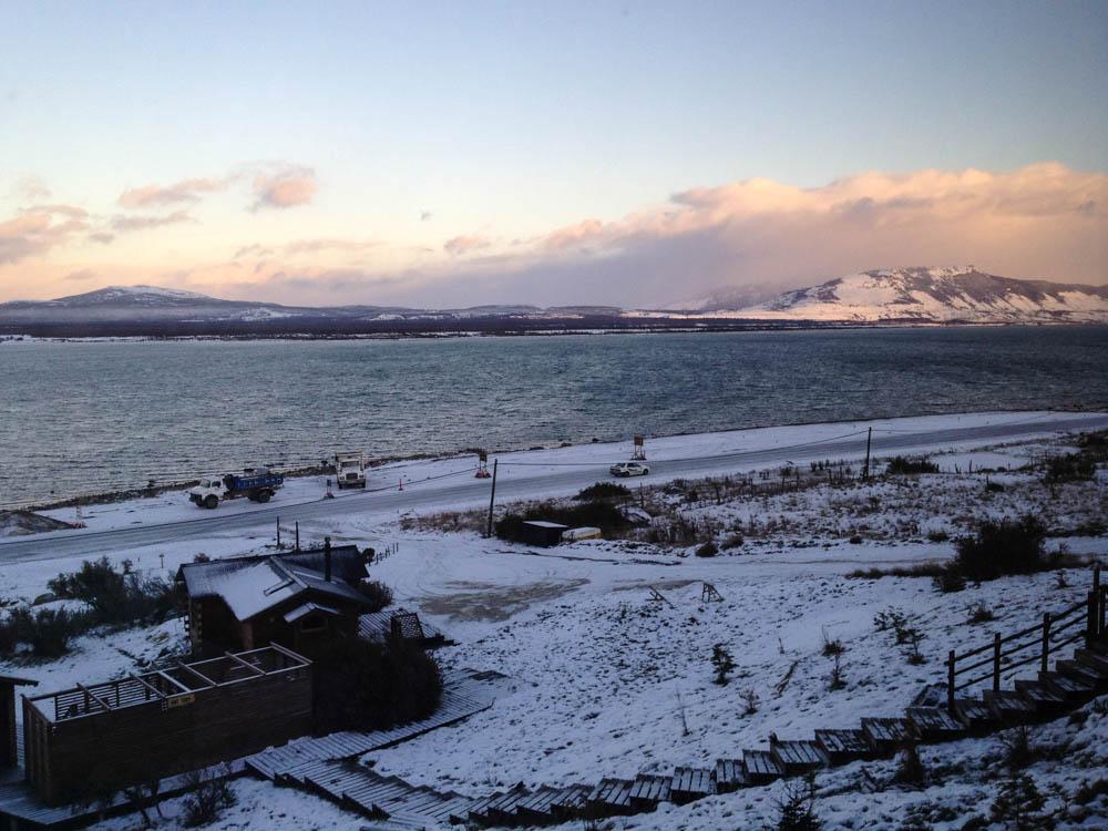 Puerto Natales in the Winter