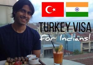 Turkey visa for Indians