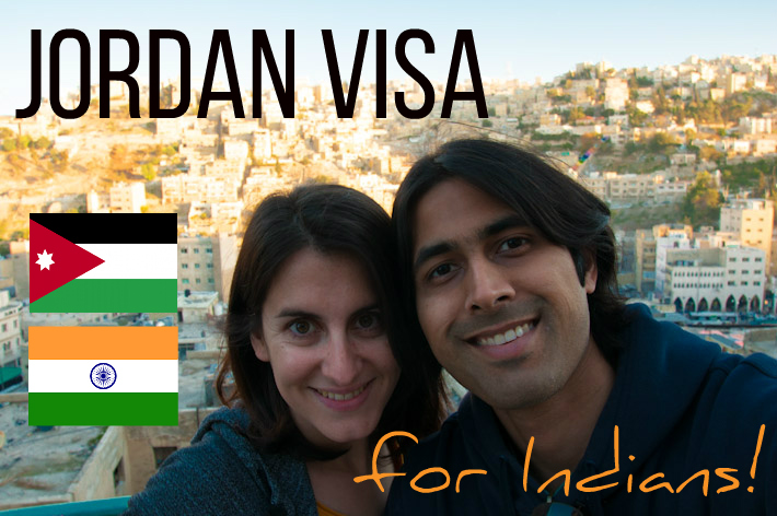Jordan Visa For Indians Backpack Me
