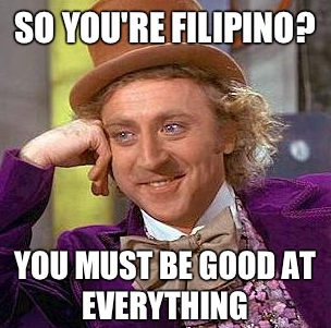 Talented Filipinos...